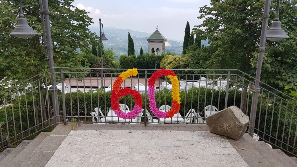 Serata anni '60 al Castello Borghese