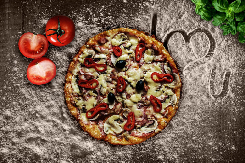 Do you know how make a pizza ?